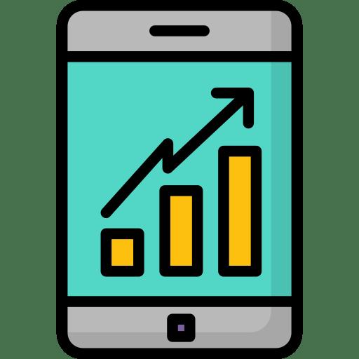 Statistics and calls logs